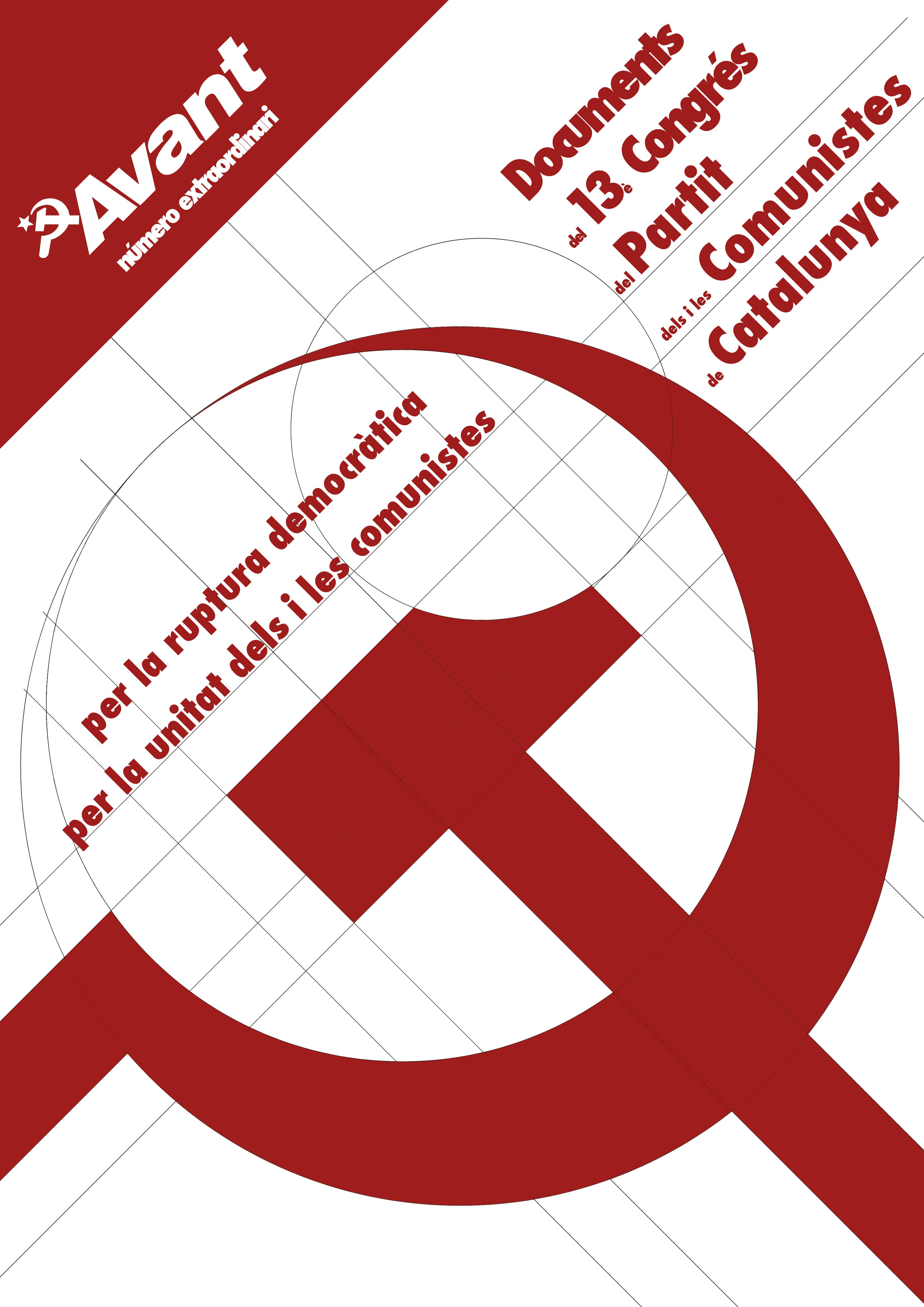 Documents 13 congrés del PCC en català