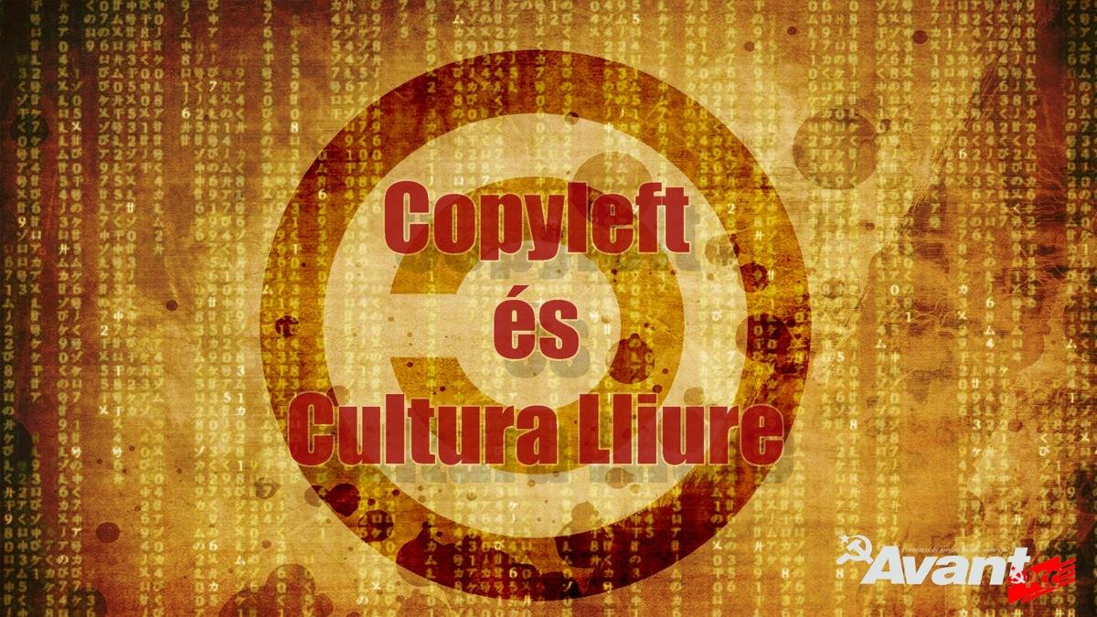 Copyleft és Cultura Lliure